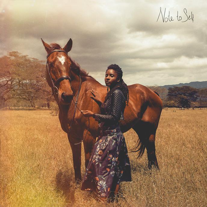 Jah9 announces details for her third studio album Note to Self