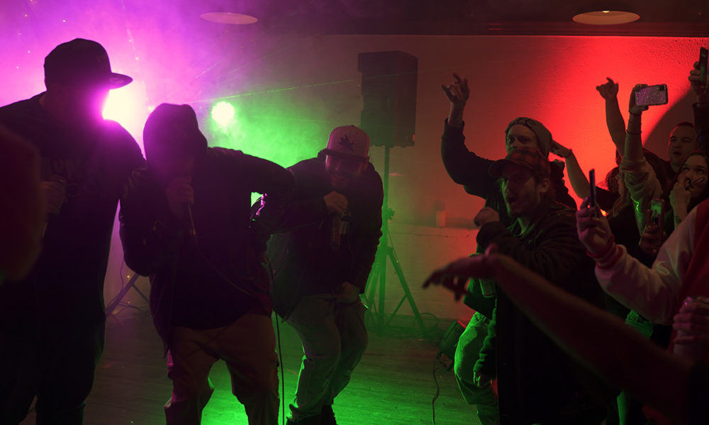Photos: The Lunch Room Poets capped off 2019 with a mixtape release event