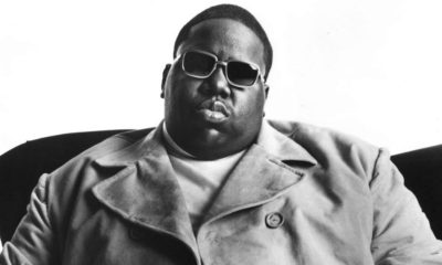 Notorious B.I.G. inducted into Rock and Roll Hall of Fame