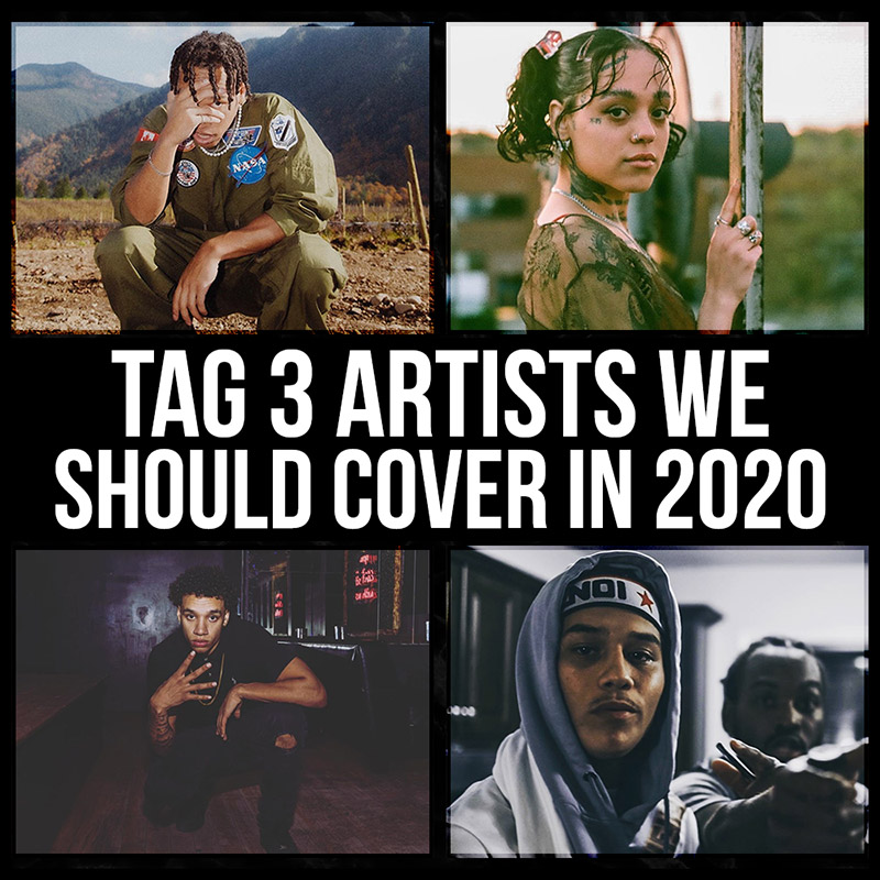 Who should we be covering in 2020?