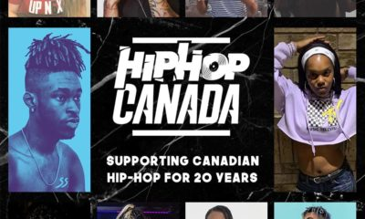 HipHopCanada: Top 10 artists tagged on our 2020 social media poll