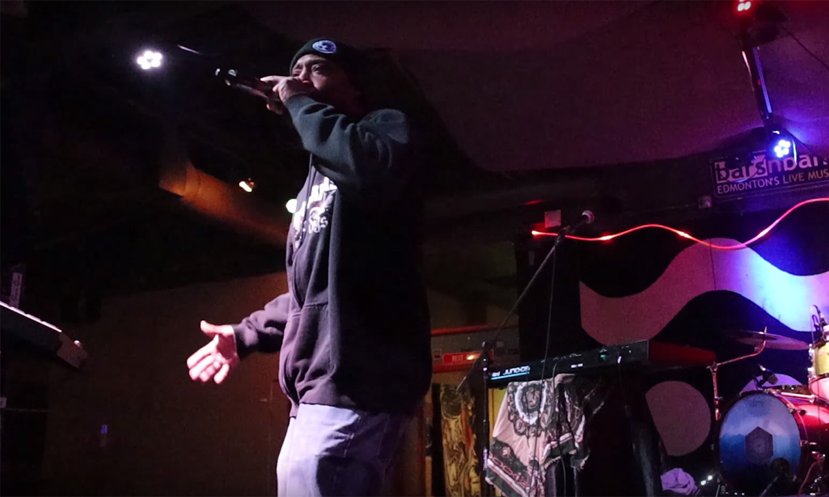 A Touch Joint: Edmonton artist Touch and The Dirty Sample drop third video in support of Jawz