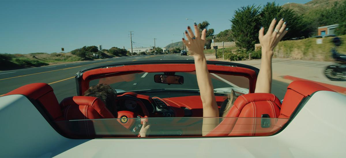 Andi Krush enlists director Roger Artola for new Ferrari video