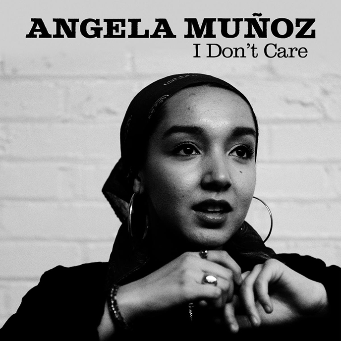 Linear Labs presents Angela Muñoz and her debut single I Dont Care