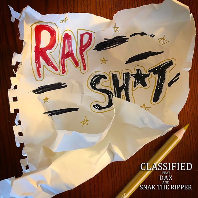 Classified enlists Snak The Ripper and Dax for new single Rap Sh*t