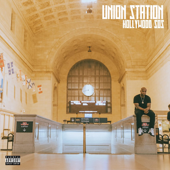 Artwork for Union Station project by HollywoodSOS