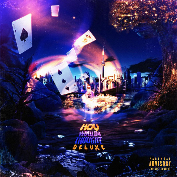 Houdini features new songs with Burna Bandz & Bvlly on Hou Woulda Thought (Deluxe)