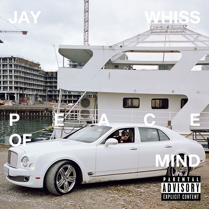 Jay Whiss of Prime releases official album debut Peace of Mind via Universal Music Canada