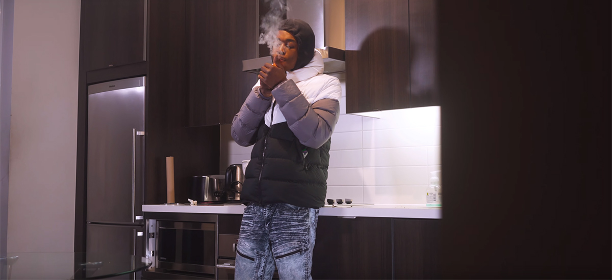 Kaydoe enlists Donte Chung for TrapStar video