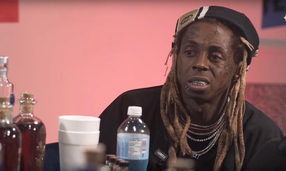 Revolt: Lil Wayne talks Drake, new album, skateboarding and more