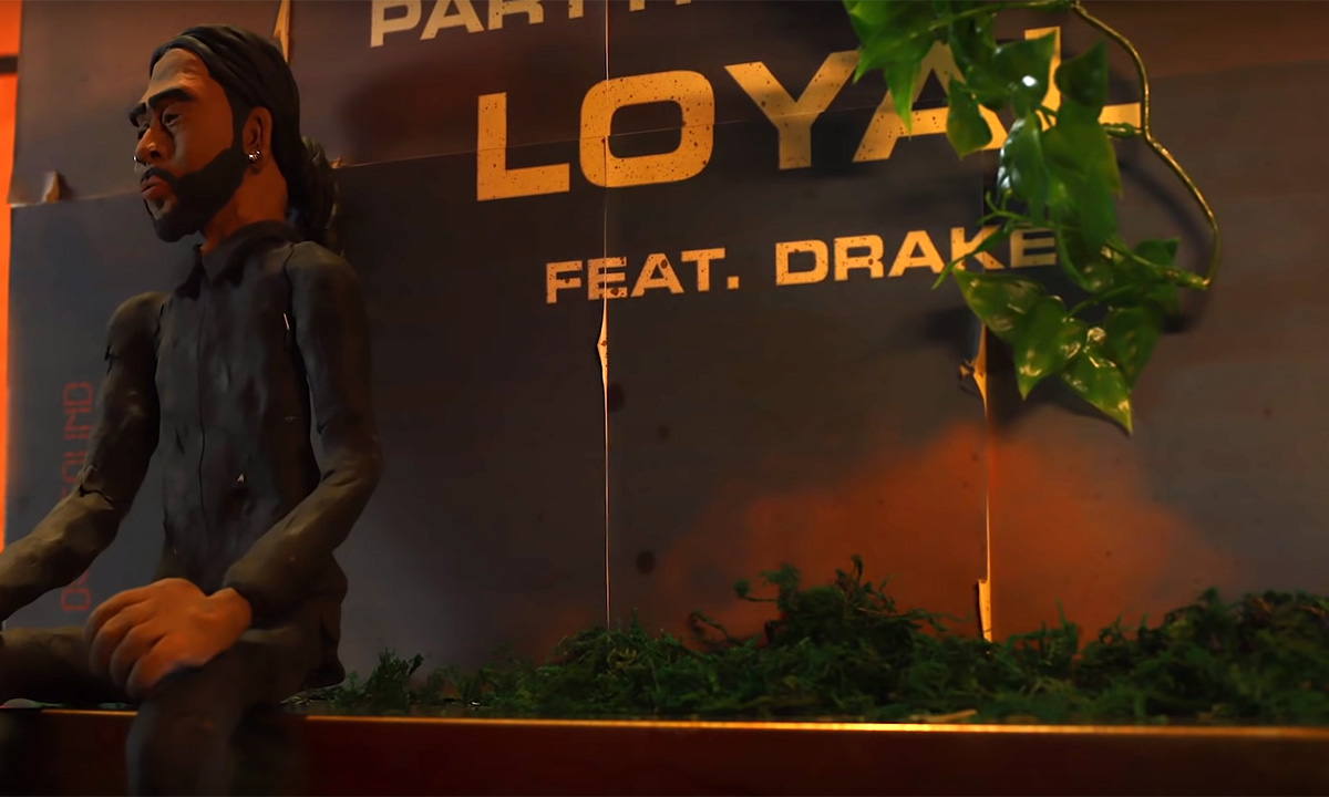 PartyNextDoor releases Loyal (Remix) with Drake and Bad Bunny