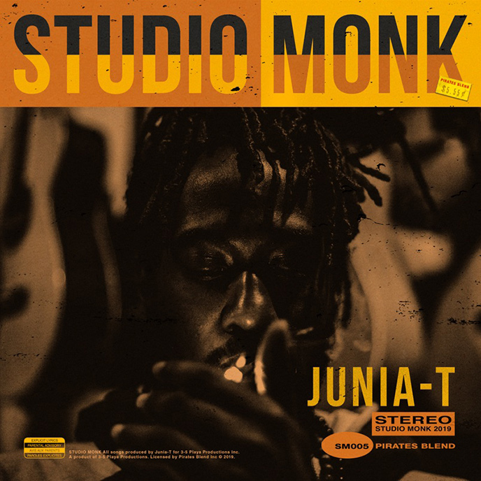 Song of the Day: Junia-T enlists River Tiber for Tommy's Intro on Studio Monk
