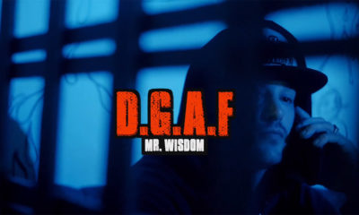 Scene from the D.G.A.F. video