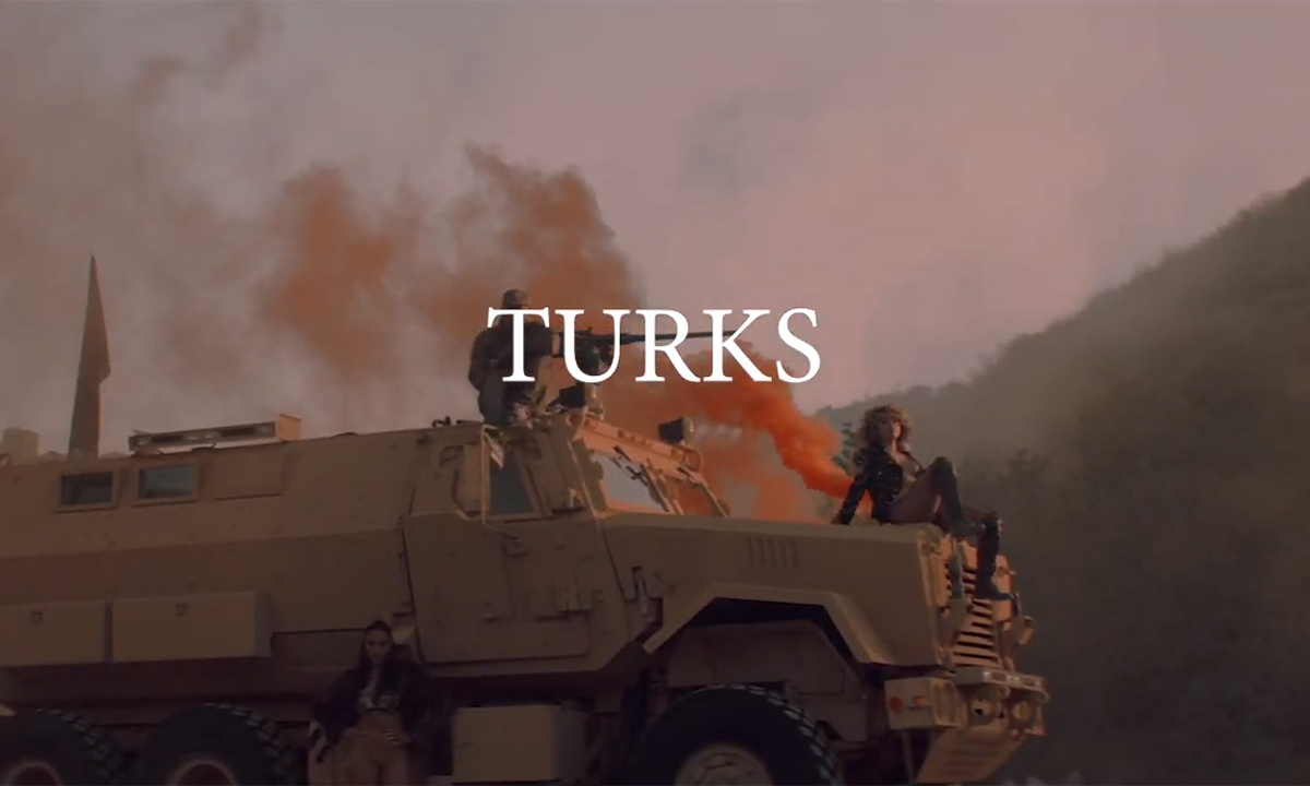 NAV in the Turks video