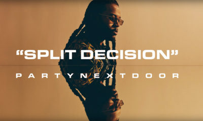 Artwork for Split Decision by PartyNextDoor
