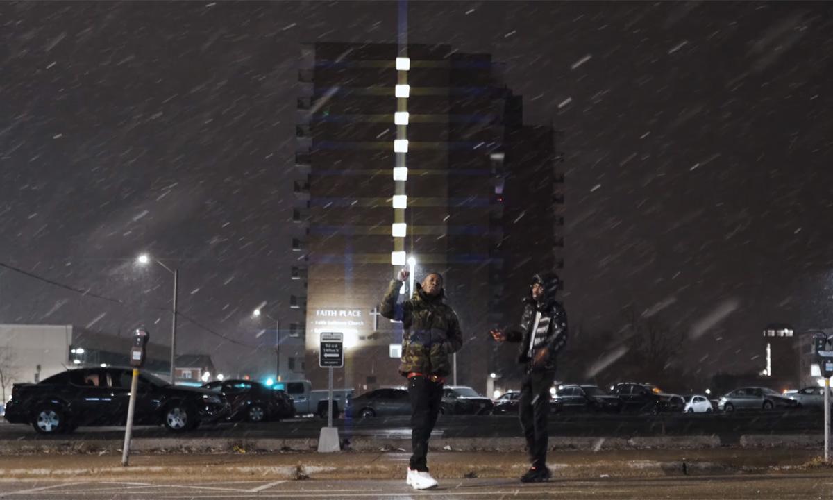 Slim Dinero in the Pole Home video