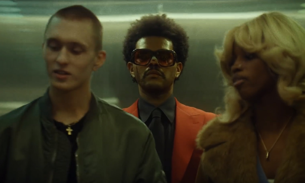 The Weeknd in the After Hours short film