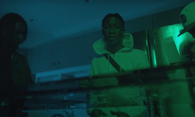 GK Moneybagg in the Finish It video