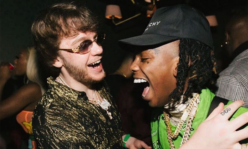 Murda Beatz and YNW Melly
