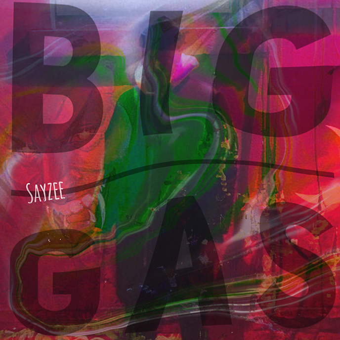 Exclusive: Sayzee drops the Big Gas freestyle over the Drive By instrumental