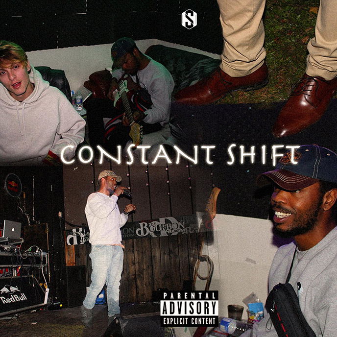 Smallz releases third self-produced album Constant Shift