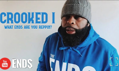 Bishop Brigante features Crooked I on The Ends