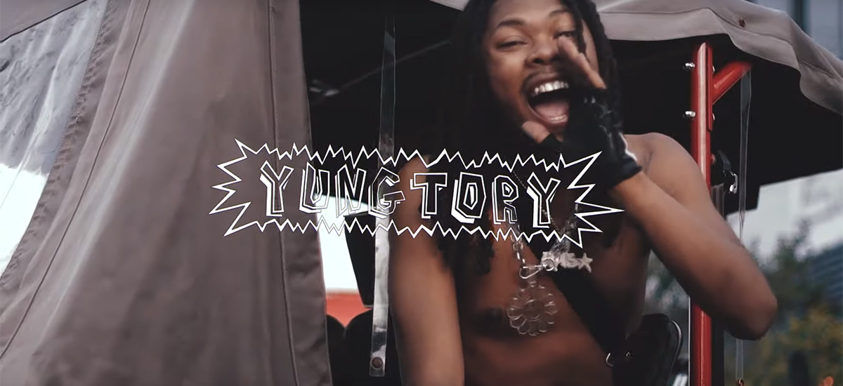 Yung Tory enlists The Recipe for the new Adlibs video