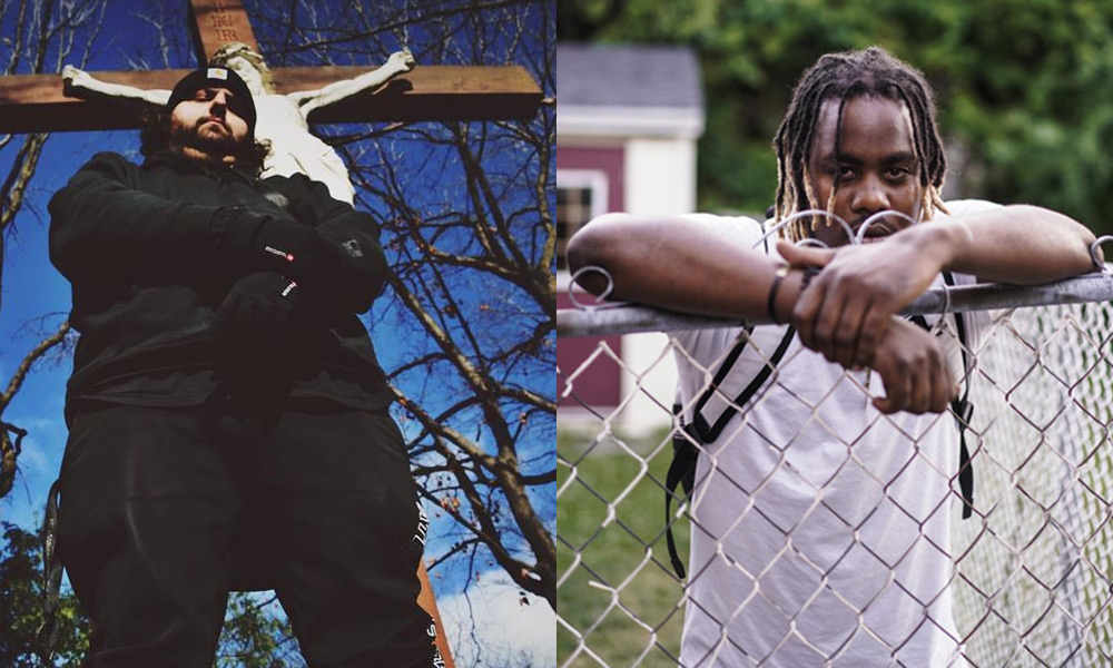 Ottawa artists 613tino and Dip Black team up for The Purge EP