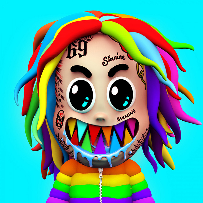 Tekashi 6ix9ine releases highly anticipated new single and video
