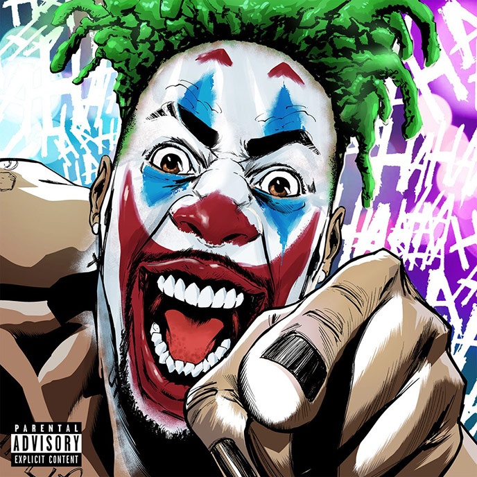 Canadian rapper Dax releases new Joker single and video