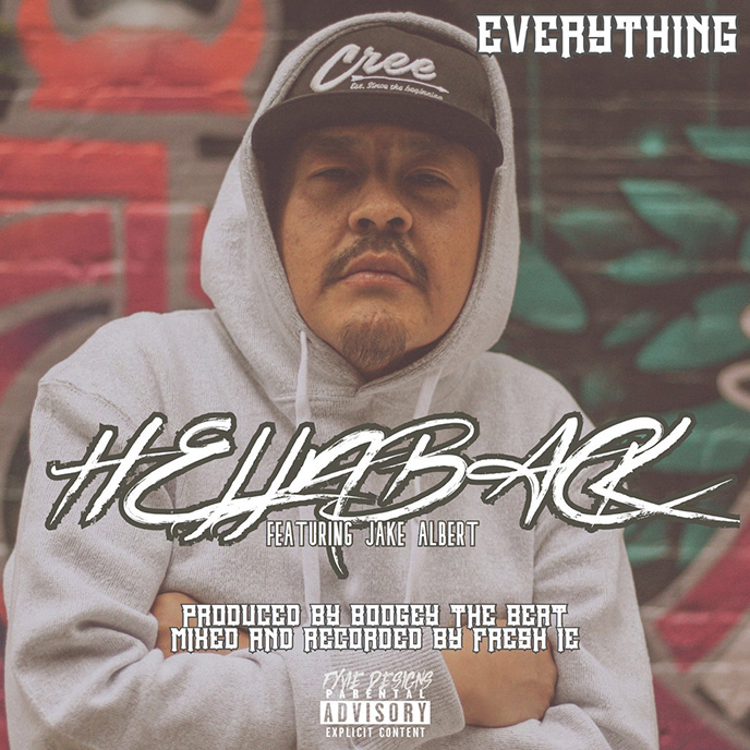 Artwork for Everything by Hellnback