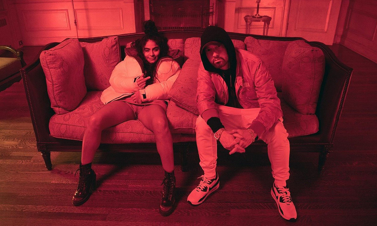 Jessie Reyez gives hilarious response to Eminem and Lil Wayne showing her love
