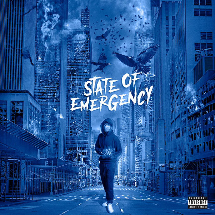 Lil Tjay releases new 7-track State of Emergency