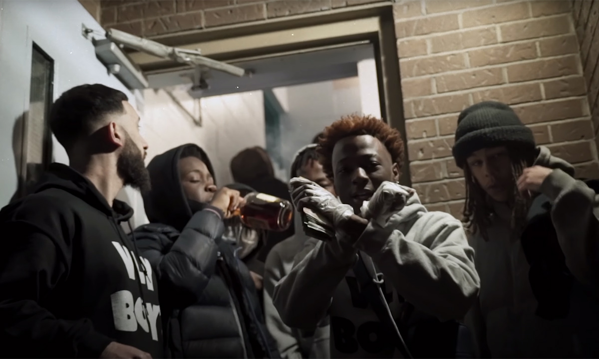 LKS in the Détention video