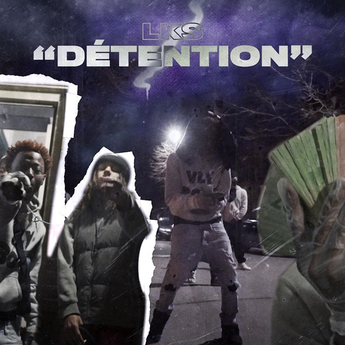 LKS releases new song and video Détention