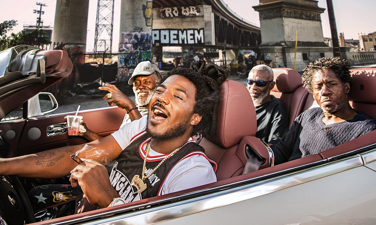 Mozzy enlists King Von and G Herbo for Body Count