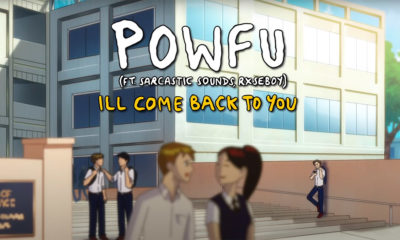 Scene from the new Powfu video ill come back to you