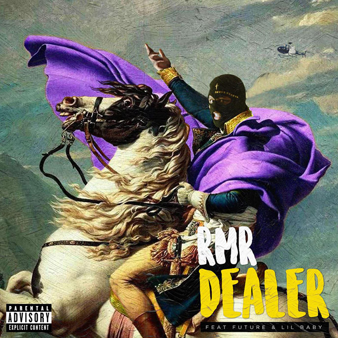 RMR drops Future and Lil Baby-assisted Dealer (Remix) and announces Drug Dealing Is A Lost Art release date