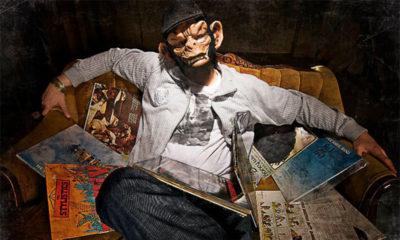 Apeface aka The Dirty Sample (Photo: Amanda Bullick Photography)
