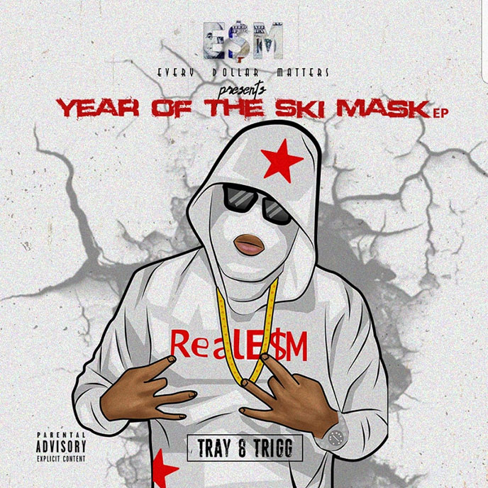Year of the Ski Mask: Tray 8 Trigg enlists Capone of CNN for new EP