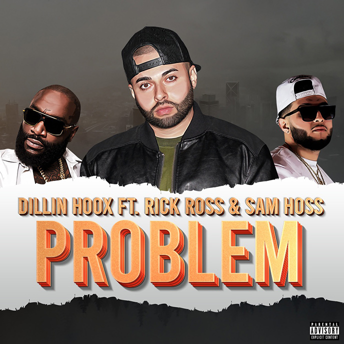 Dillin Hoox surpasses 200K with new single Problem