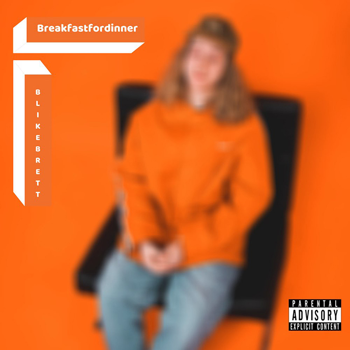 Ottawa artist BLikeBrett releases new 6-track EP Breakfastfordinner