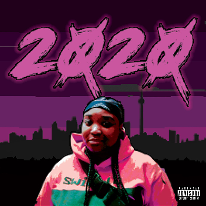 DijahSB releases new 8-track project 2020 the Album
