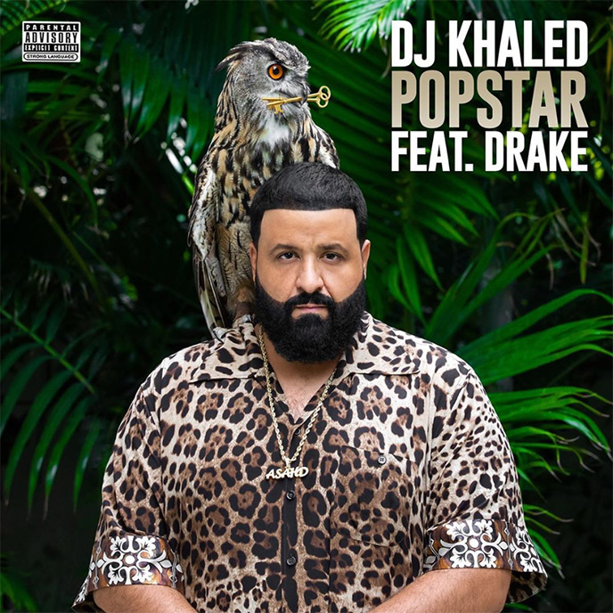 DJ Khaled teams up with Drake for Popstar and Greece