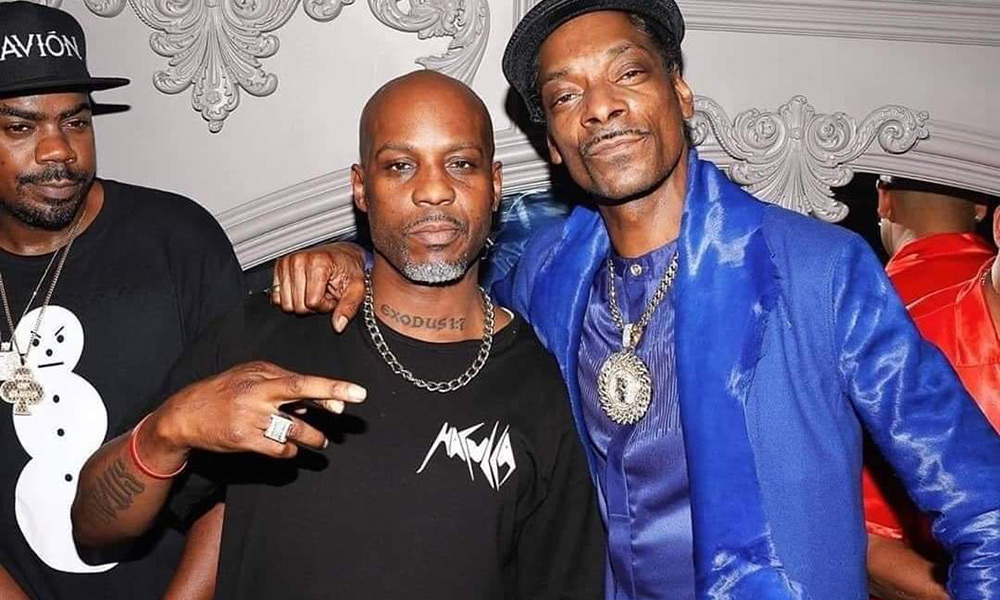 July 22: Snoop Dogg and DMX will square off in the Verzuz Battle of the Dogs