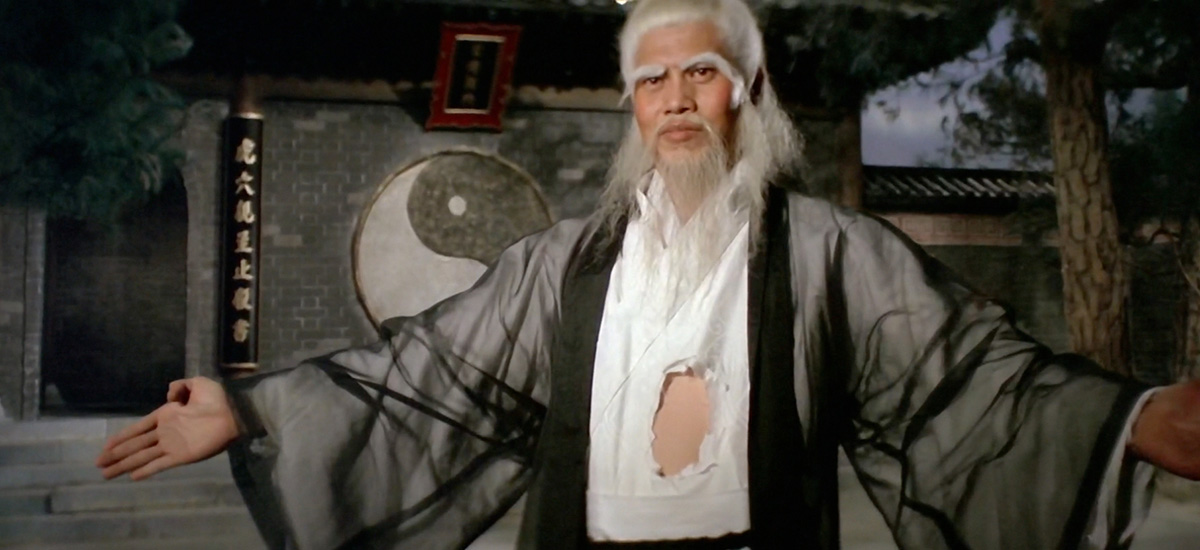 Scene from Executioners of Shaolin