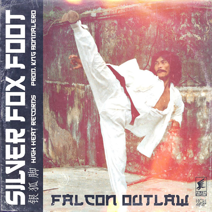 Song of the Day: Toronto artist Falcon Outlaw enlists Cura Designs for Silver Fox Foot video