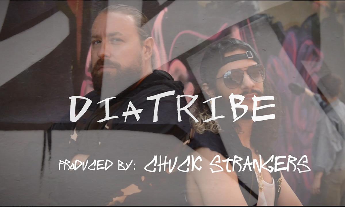 Scene from the DiaTribe video