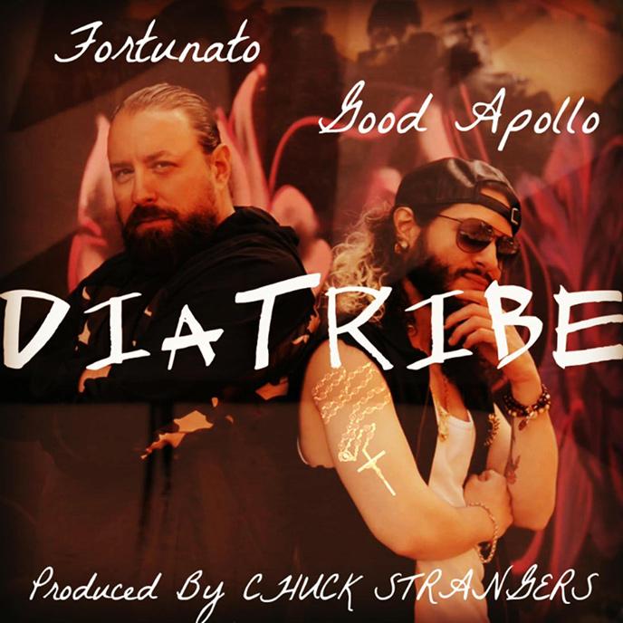 Good Apollo enlists Fortunato for Chuck Strangers-produced DiaTribe