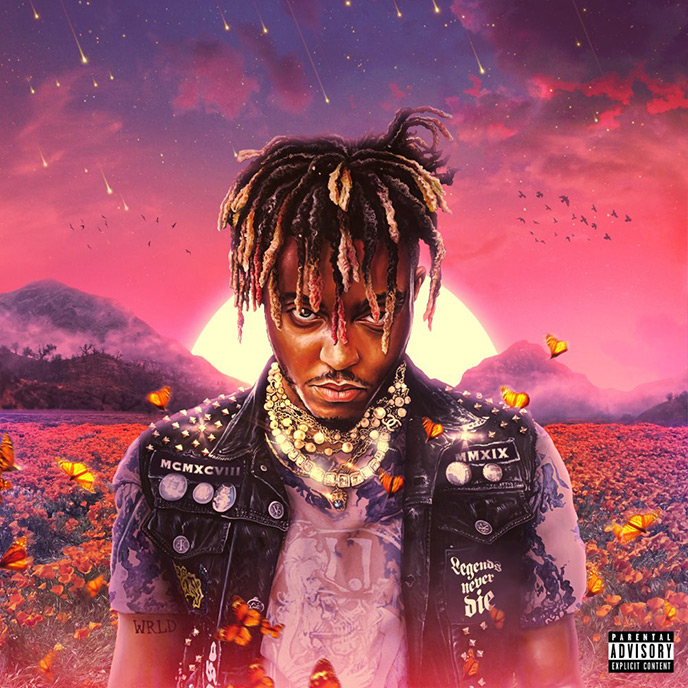 Legends Never Die: The new posthumous Juice WRLD album crashed Spotify and Apple Music